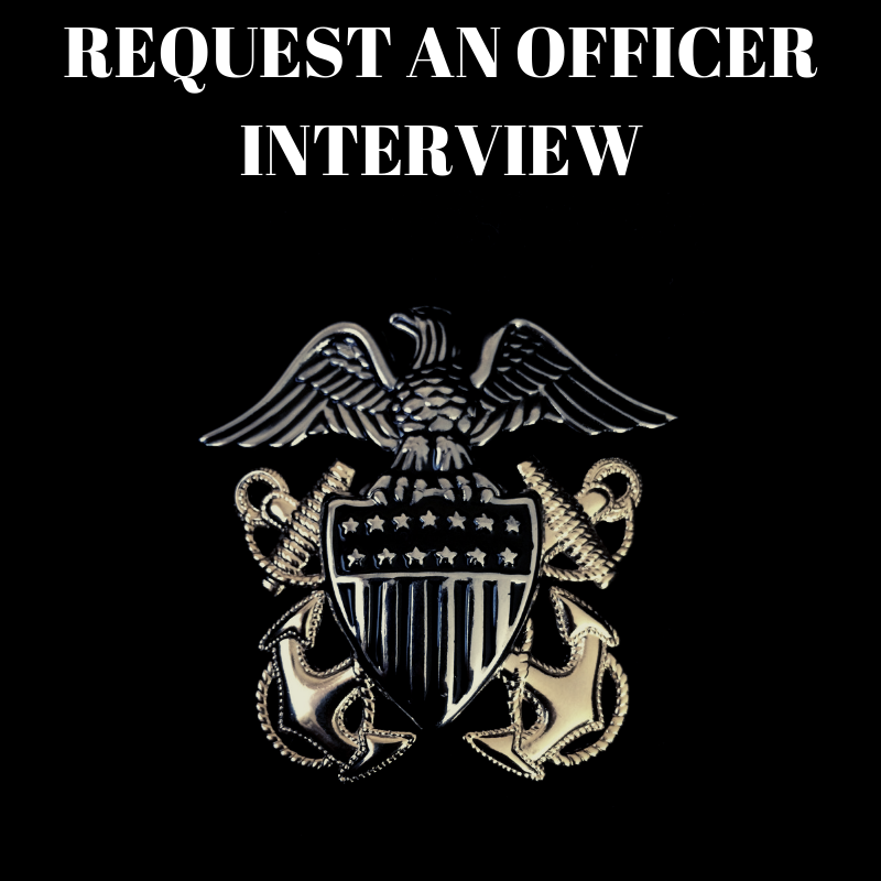 Request An Officer Interview